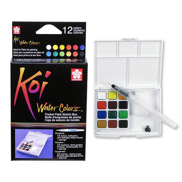Sakura-Koi-Water-Colors