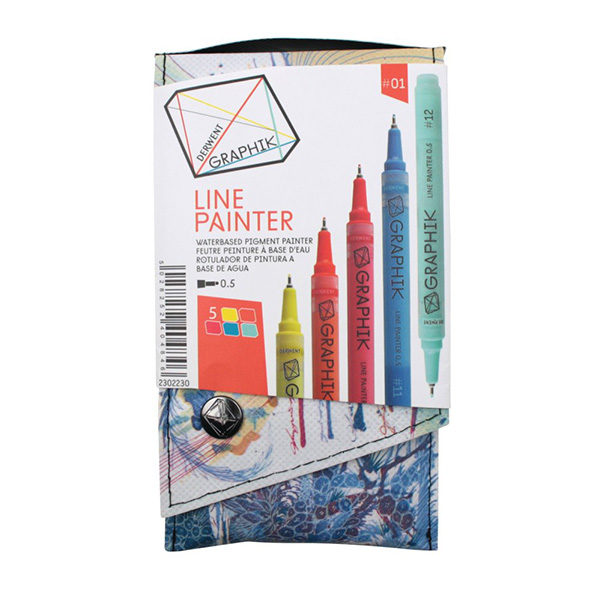 derwent-graphik-line-painter-set-#01