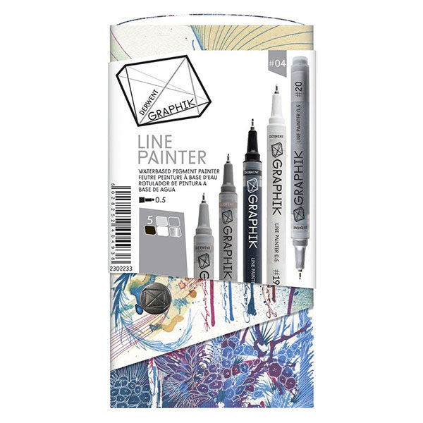 derwent-graphik-line-painter-set-#04
