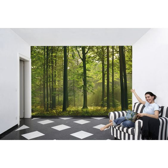 Autumn Forest Wall Mural-WG00216