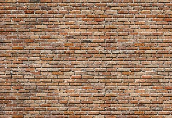 Backstein Wall Mural
