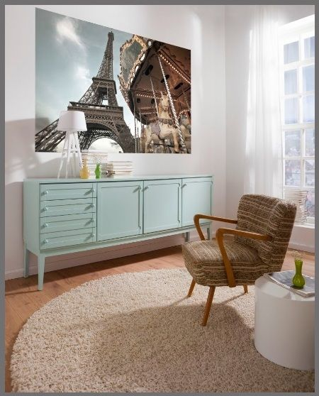 Carrousel de Paris Wall Mural-1-602