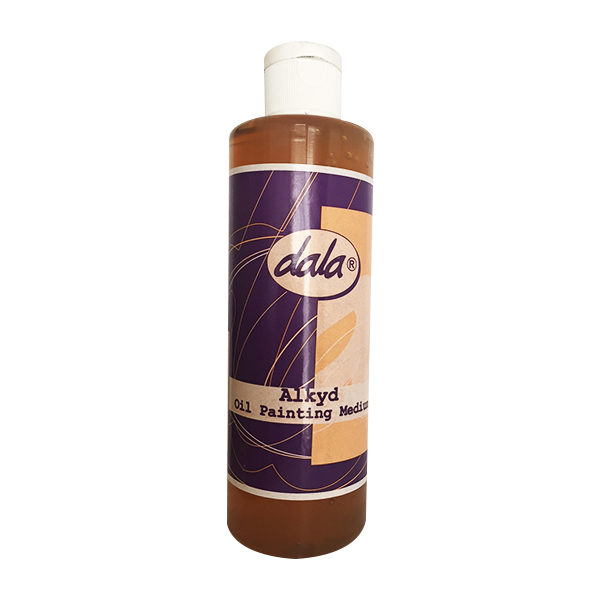 Dala Alkyd Oil Medium 250ml