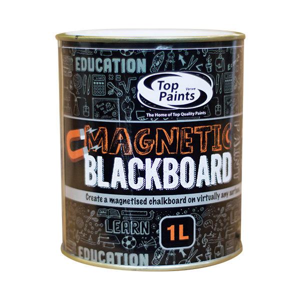 Top Paints Magnetic blackboard paint