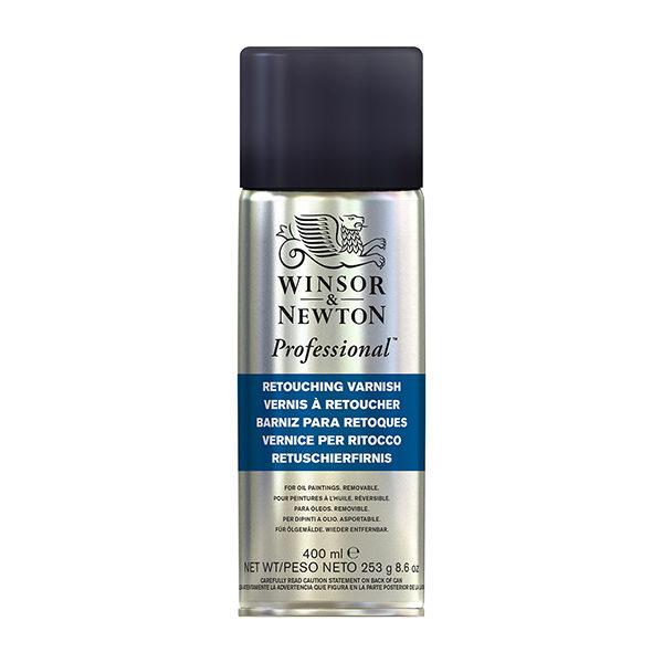 Winsor & Newton Retouch Varnish Spray 400ml