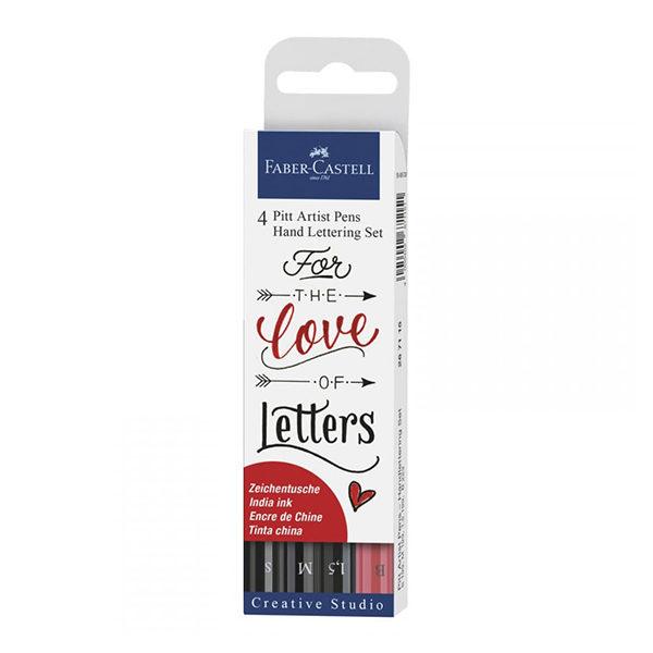 4-pitt-artist-pens-hand-lettering-set-Faber-Castell