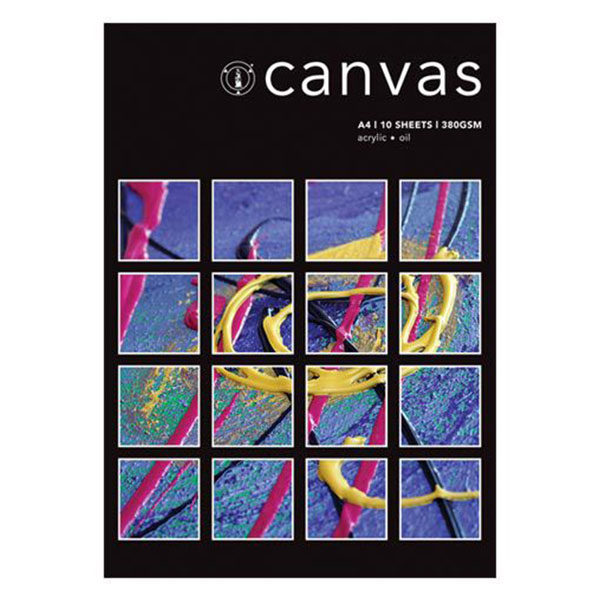 Canvas-Pad Art-board