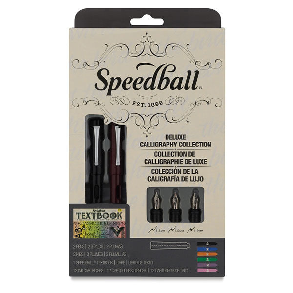 Deluxe-Calligraphy-Collection Speedball