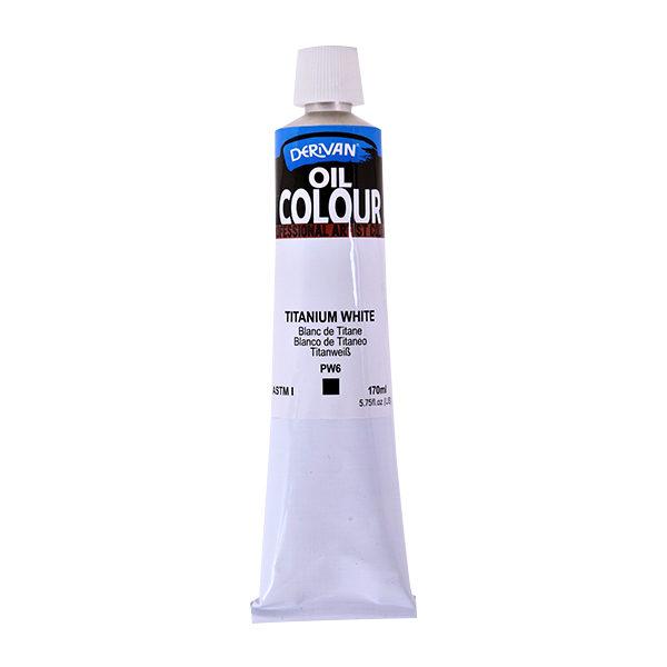 Derivan-170ml-Oil-Titanium-White-Front