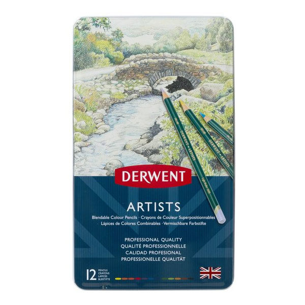 Derwent-Artist-Pencil-12-Tin-Set-Front