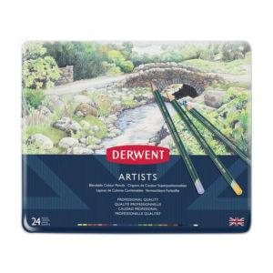 Derwent-Artist-Pencil-24-Tin-Set-Front