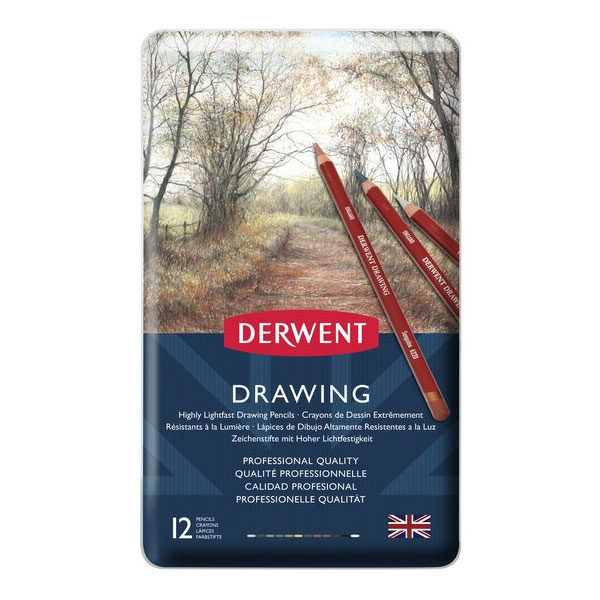 Derwent-Drawing-Pencil-12-Tin-Set-front