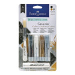 Faber-Castell-Gelato-Water-soluble-Crayons-Masquerade