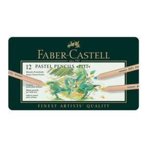 Faber-Castell-Pastel-Pencils-Pitt-set-of-12