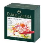 Faber-Castell-Pitt-Artist-Pen-Studio-Box-of-48-front-view