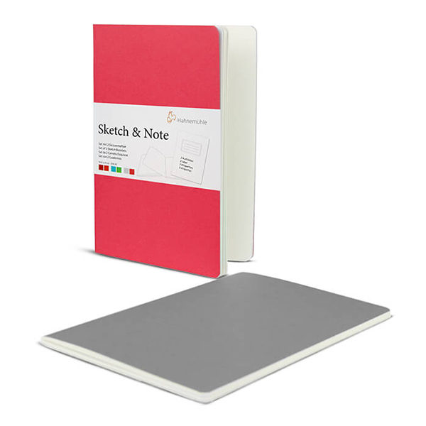 Hahnemuhle-Sketch-and-Note-Book-A5-Size