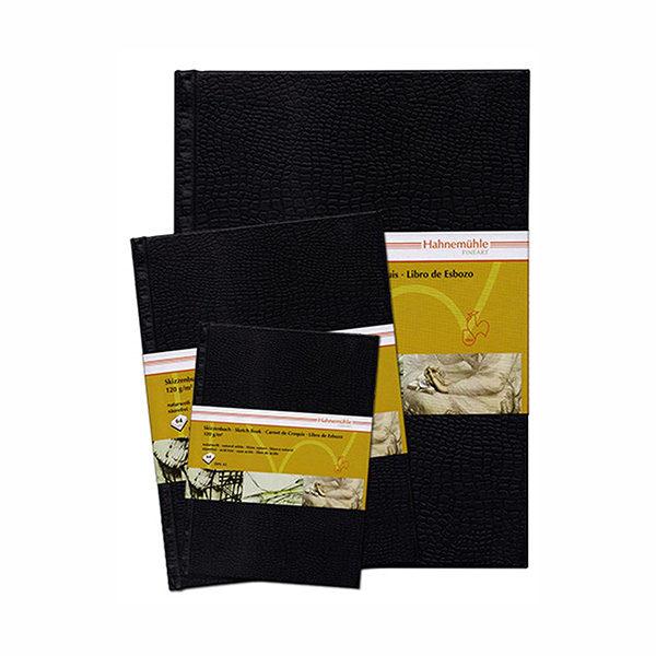 Hahnemuhle-Skizzenbuck-SketchBook-Sizes