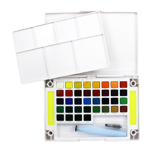 Koi-Watercolour-Pocket-Field-Sketch-Box-set-of-36-open