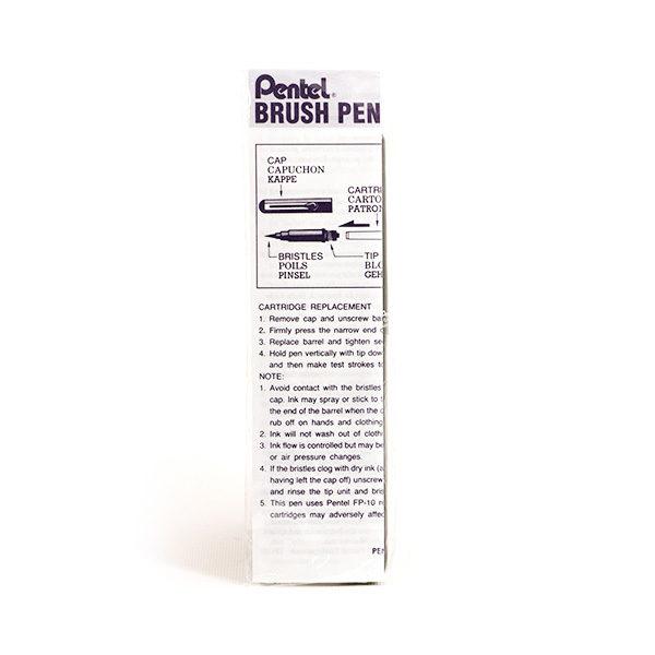 Pentel-Brush-Pen-Black-Plus-Pack-back