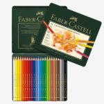 Polychromos-Pencil-24-Set-Faber-Castell