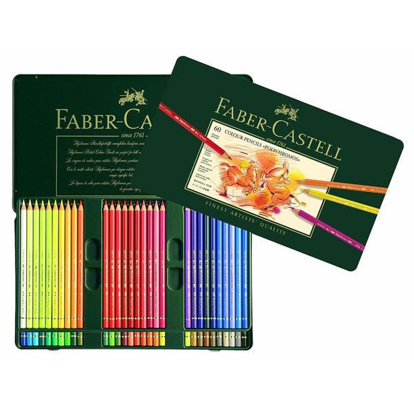Polychromos-Pencil-60-Set-Faber-Castell
