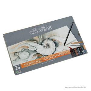 Teachers-Choice-Advance-Drawing-26-Set Brevillier's-Cretacolor