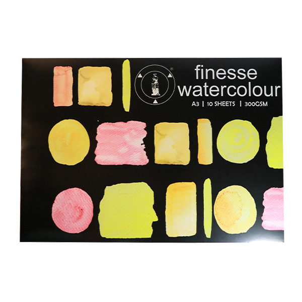 art-board-finesse-watercolour-a3-sketchpad