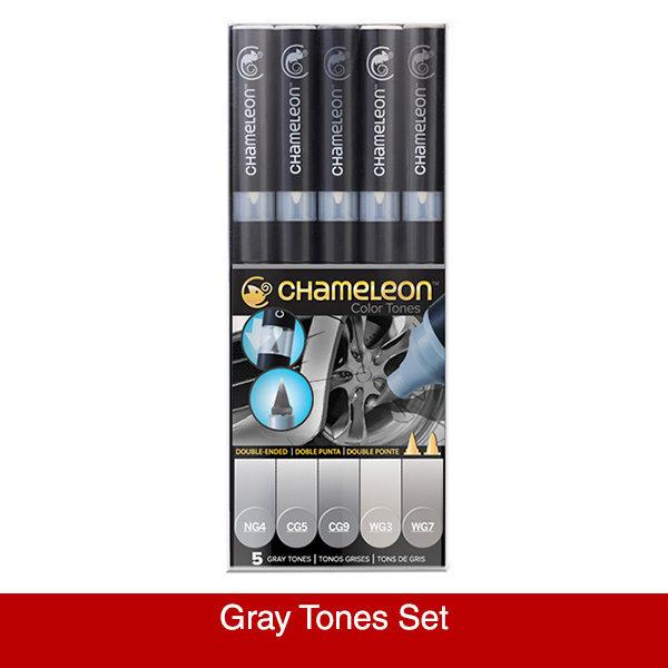 chameleon-5pen-set-gray-tones