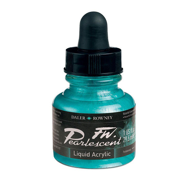 daler-rowney-fw-Pearlescent-inks