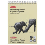 derwent-A5-sketching-paper-elephant
