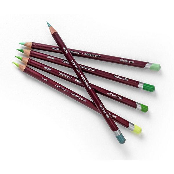 derwent-single-coloursoft-pencils
