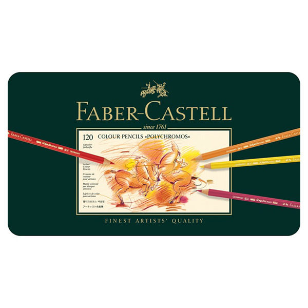 faber-castel-polychromos-120-tin-set-closed