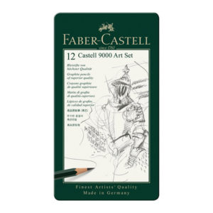 faber-castell-9000-art-set-12-set-tin