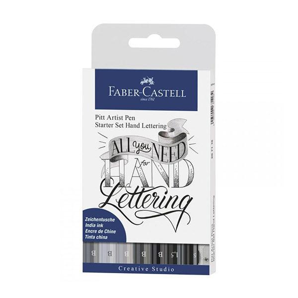 pitt-artist-pen-starter-set-hand-lettering-Faber-Castell