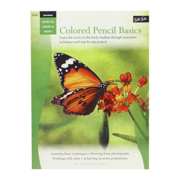 walter-foster-how-to-draw-&-paint---colored-pencil-basics