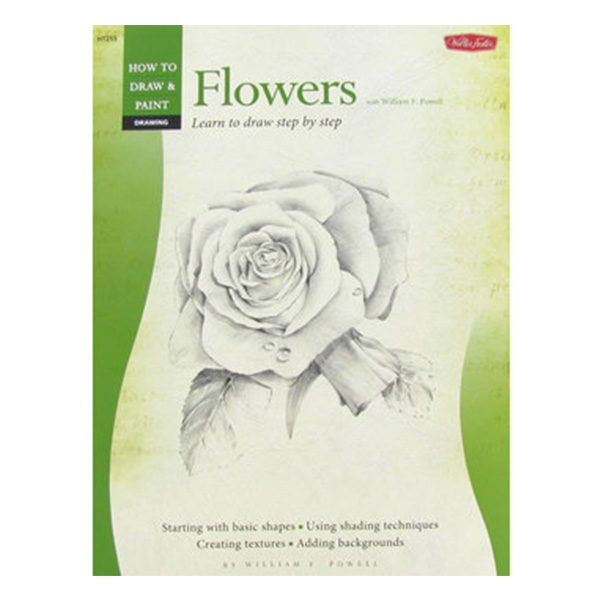 walter-foster-how-to-draw-&-paint-flowerswalter-foster-how-to-draw-&-paint-flowers