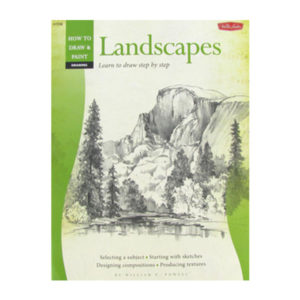 walter-foster-how-to-draw-&-paint-landscapes