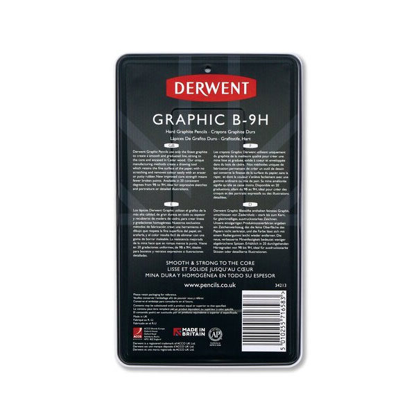 Derwent-Hard-Graphic-B-9H-Pencils-12-Tin-Set-back