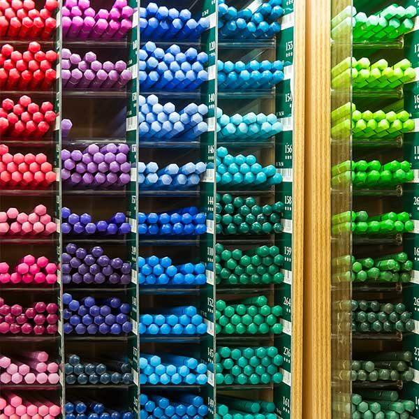 Faber-Castell-POLYCHROMOS-Artist-Color-Pencils