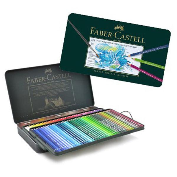 Watercolour Pencils (Albrecht Durer) - 120 tin set - Faber-Castell