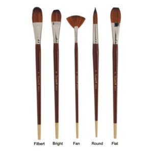 Prime-Art-Dynasty-Series-8300-Brushes-Mixed