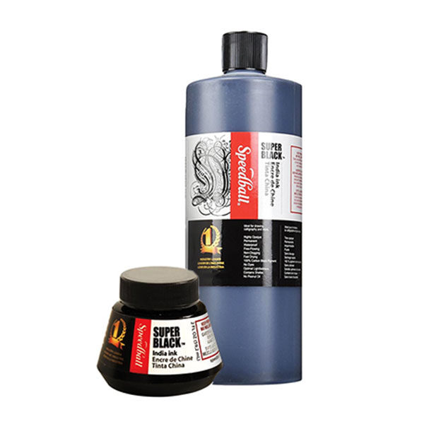 Speedball-Super-Black-India-Ink-60ml-480ml-new