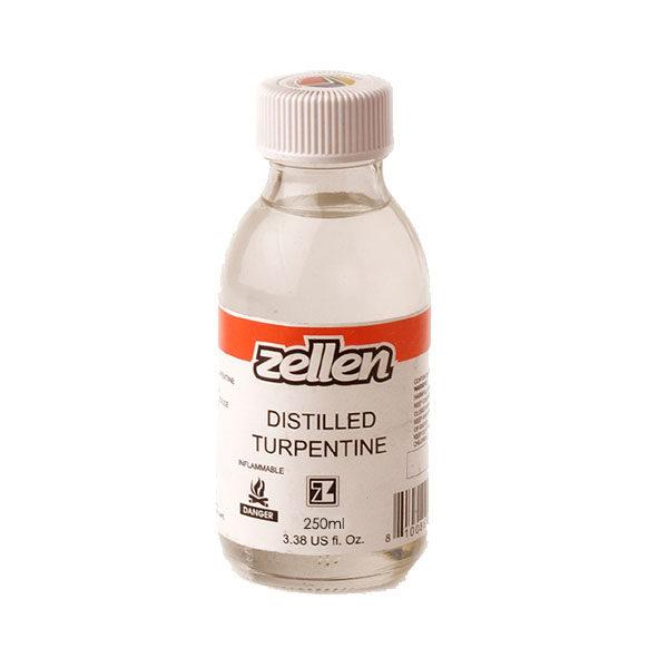 Zellen-Distilled-Turpentine-250ml