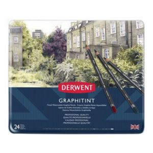 Derwent-Graphitint-Pencil-24-Tin-Set-Front