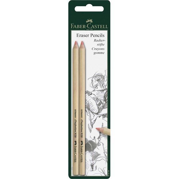 Eraser-Pencils-Faber-Castel
