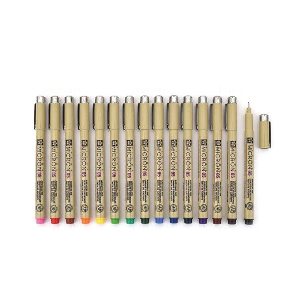 Pigma Micron Colour Pens – Single – Sakura