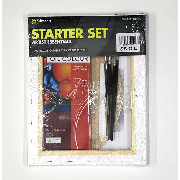 Prime-Art-Starter-Set-(SS-Canvasoil)-Oil