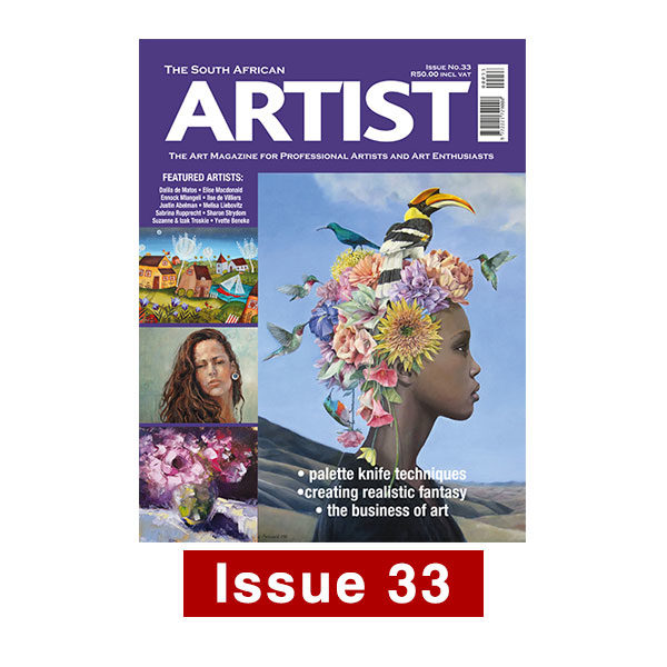 The-south-African-Artist-Magazine-issue-33-cover-page