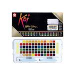 WaterColour-Paint-72-Set-Sakura-Koi