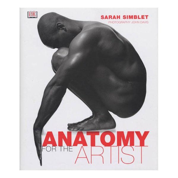 anatomy-for-the-artist-dk-books